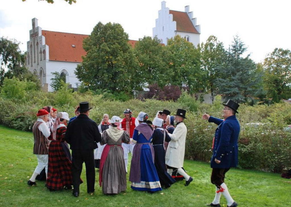 Høstgudstjeneste i Vemmelev Kirke